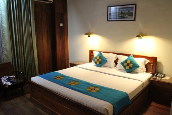 Ta Prohm Hotel: ベット
