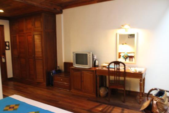 Ta Prohm Hotel: 部屋