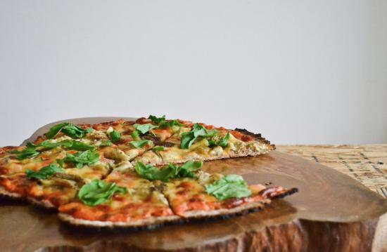 Olivia's: Pizza