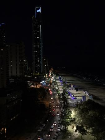 One The Esplanade: View from the balcony