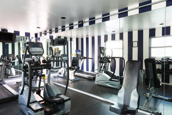 Albion South Beach Gym