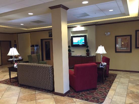 Blytheville, Арканзас: Lobby