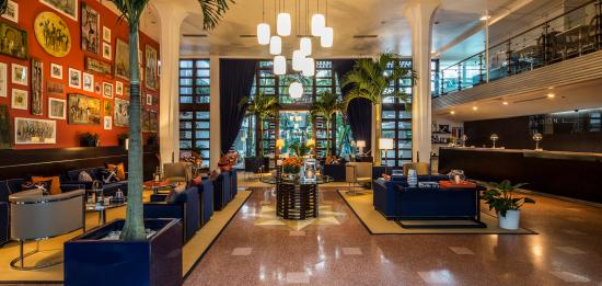 Albion South Beach: Lobby