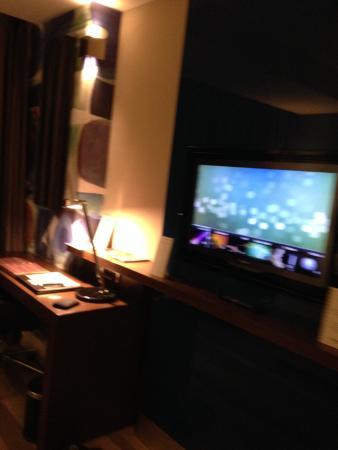 Wyndham Grand Istanbul Europe: hotel room