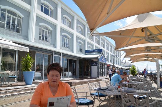 Victoria & Alfred Hotel: Breakfast