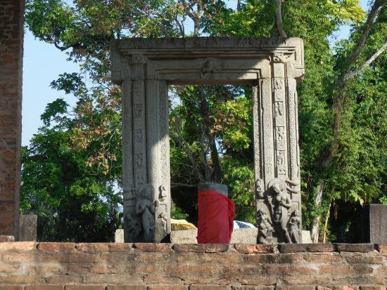 Tezpur, India: 6c shiva shrine