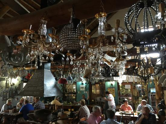 Caledon, Sudáfrica: Just a few of the Chandeliers on Sales