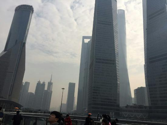 Shanghai World Financial Center 100th Floor Picture Of