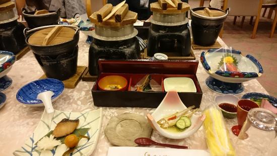 Tateyama Prince Hotel Restaurant Katakuri