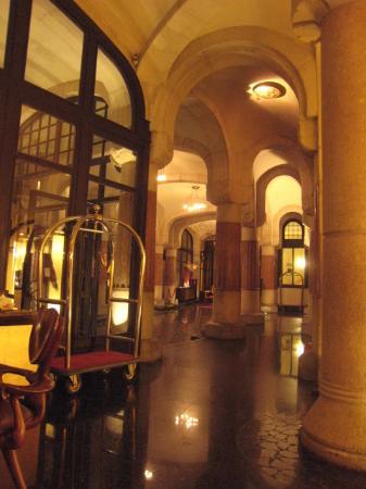 Casa Fuster Hotel: ホテルロビー