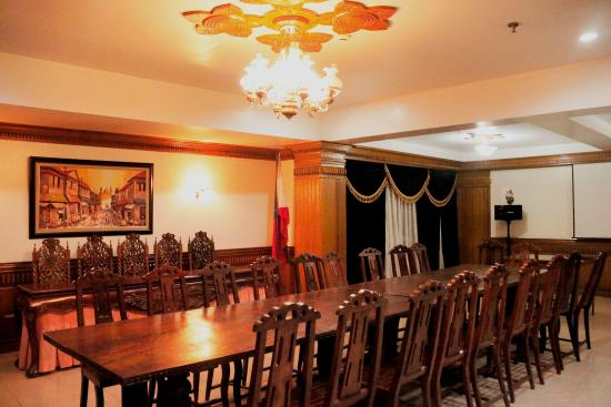 East Capitol Pensionne: Filipinas A Function Room