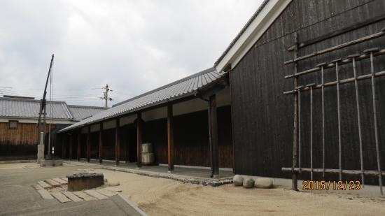 Hakushika Memorial Museum: 酒蔵館 外観景観