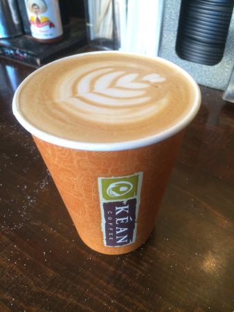 Kean Coffee: .
