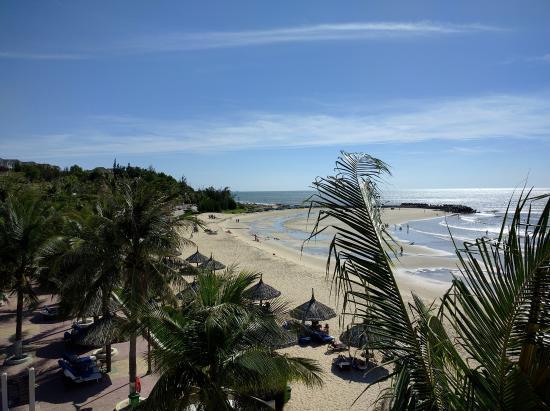 Sea Links Beach Hotel: Nice beach