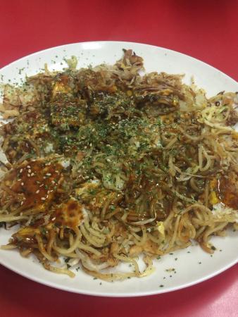 Hiroshima Okonomiyaki Hiro