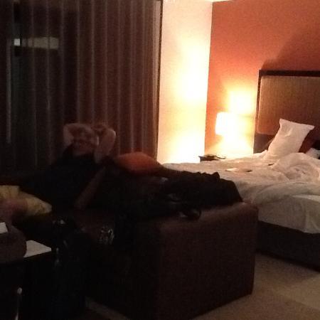 St. Helena Bay, جنوب أفريقيا: De kamer / suite
