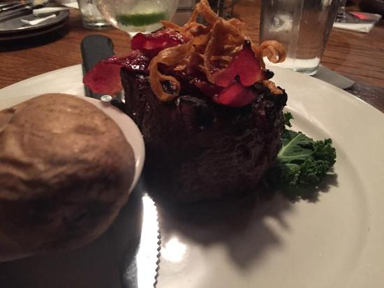 Amsterdam, estado de Nueva York: Filet Mignon