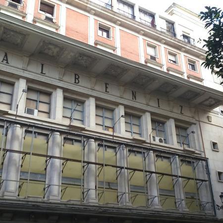 Teatro Albeniz