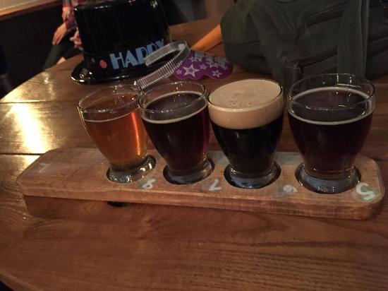 Broadalbin, NY: Beer tasting