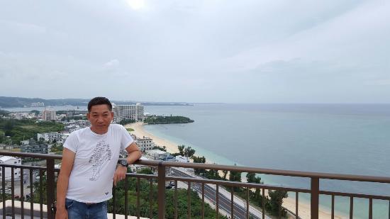 Kafuu Resort Fuchaku Condo Hotel: スイ~トル~ムにて。 明日は挙式🎵 スイ~トル~ムで食事会🎵