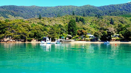 มาร์ลโบโรห์, นิวซีแลนด์: Tranquillity