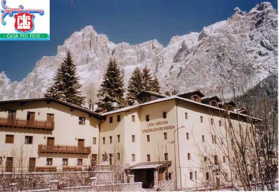 San Vito di Cadore, Italia: Casa Montana S. Maddalena