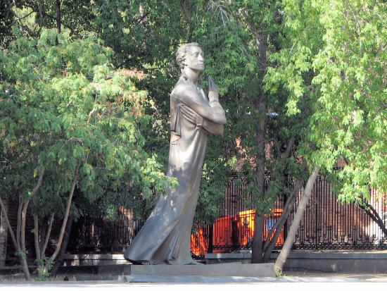 A. S. Pushkin Monument