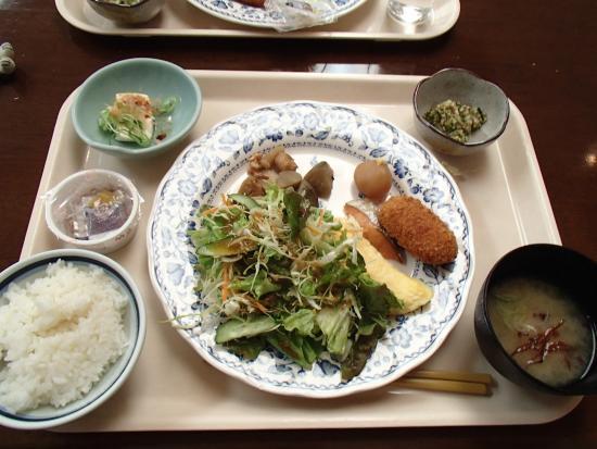 Hotel Hammond Takamiya: 朝食バイキングより