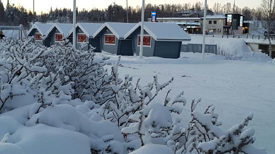 Lapland Hotel Pallas: 20151203_102106_large.jpg
