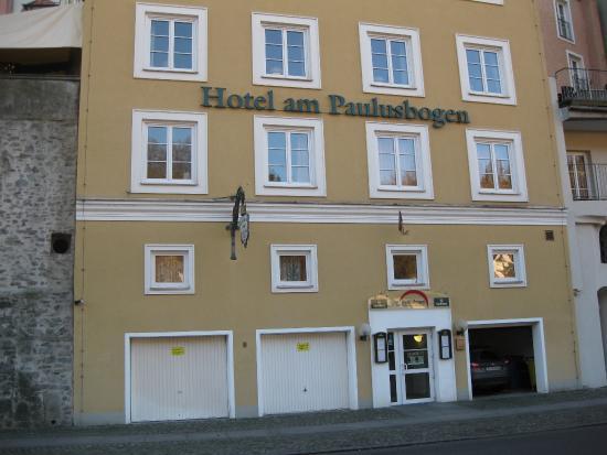 Hotel Restaurant Am Paulusbogen Passau