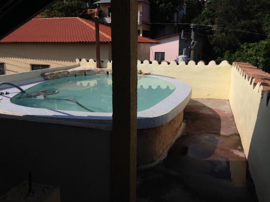 La Posada de Belssy: roof top pool
