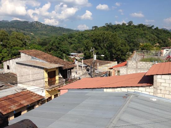 La Posada de Belssy: roof top view