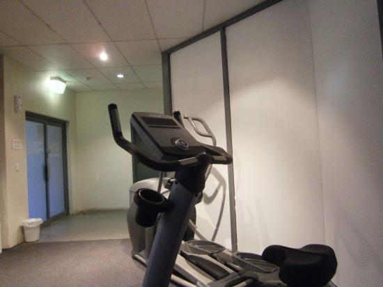 Sutton, أستراليا: Gym room