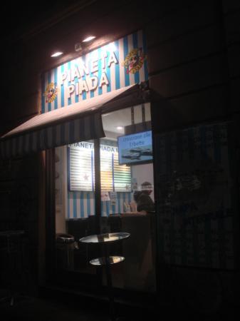 Pianeta Piada Milano