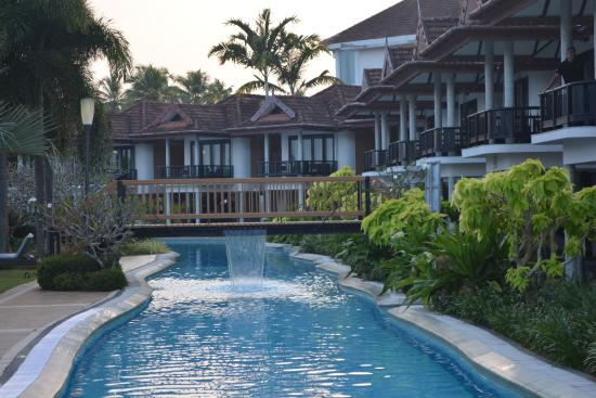 Pool Picture Of Ramada Resort Cochin Kumbalam Tripadvisor
