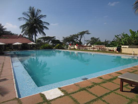 Pool Picture Of The Gateway Hotel Chikmagalur