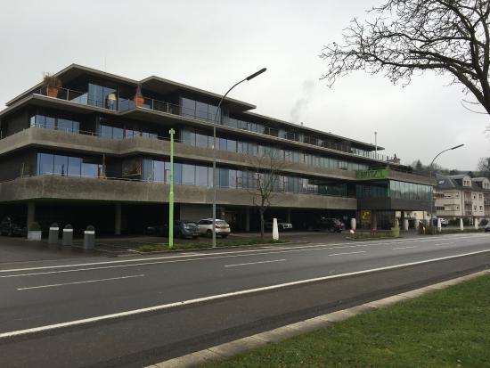 Stadtbredimus, Luxemburgo: Hotel