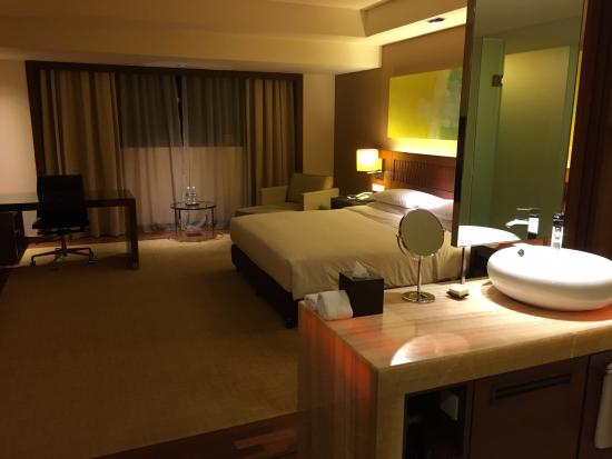 Hyatt Regency Kinabalu: Январь 2016