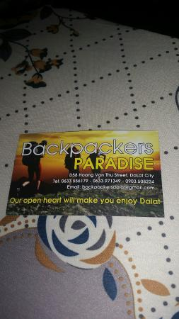 Backpackers Paradise Photo