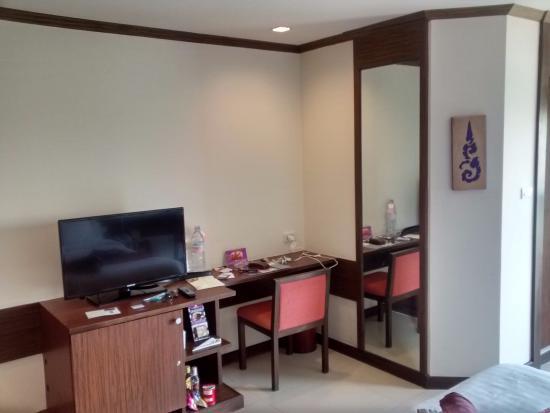 Mercure Pattaya Hotel: Room