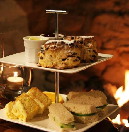 The Blenheim Buttery: Book Afternoon Tea on arrival
