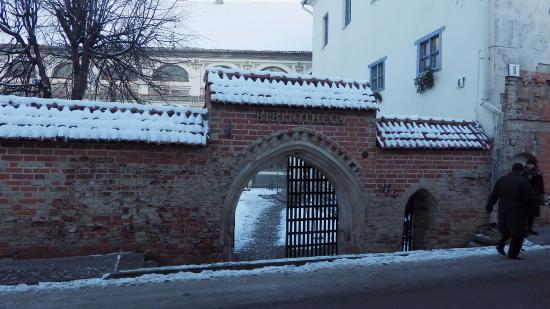 Vilnius Old Town: 1