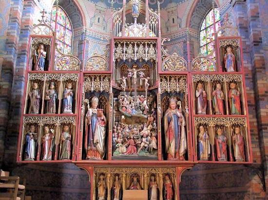 Sankt Wendelinus Basilika