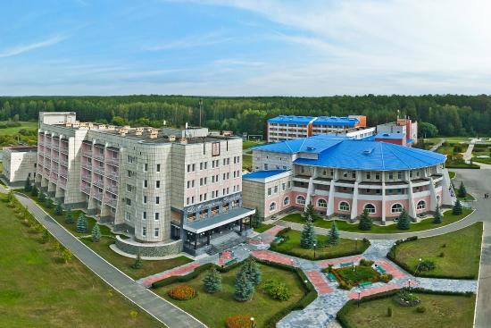 Shadrinsk, Rusia: территория