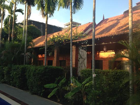 Central Boutique Angkor Hotel: Hotel