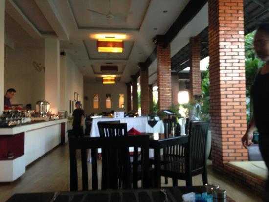 Central Boutique Angkor Hotel: Dining