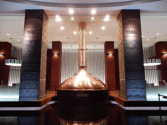 Museum of Yebisu Beer: エビスビール記念館