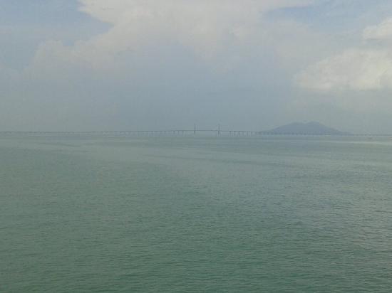 Butterworth, Malezya: jambatan penang