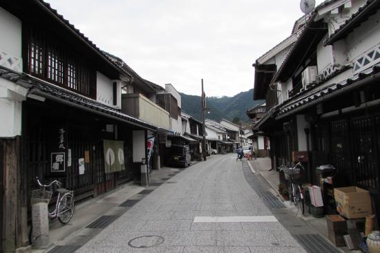 Historical Katsuyama Town Conservation Area: 街並み
