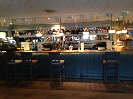 Dorset, UK: The Blue Crab Cafe, Bar & Grill